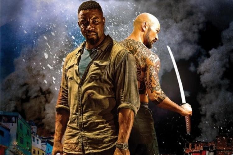 capa do filme vingança fatal - filme de ação