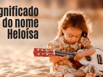 foto escrita significado do nome Heloísa
