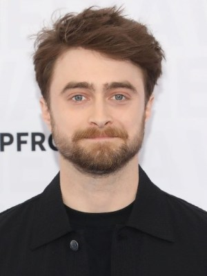 foto do ator de Harry Potter Daniel Radcliffe