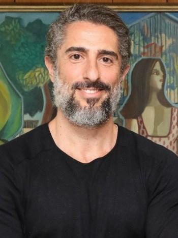 foto do apresentador Marcos Mion
