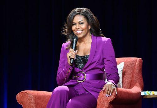 foto da famosa michelle obama