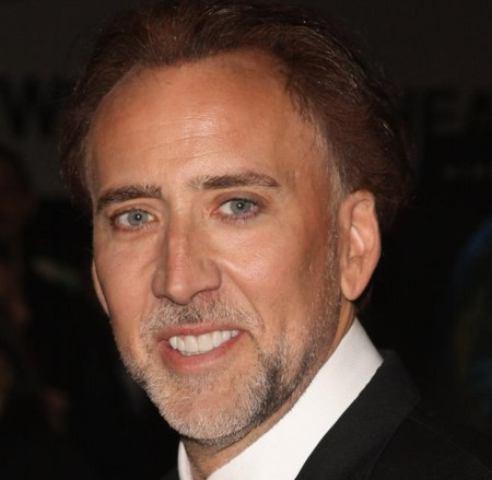 foto do Nicolas Cage