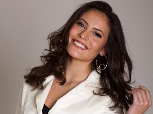 foto da atriz Ana Carolina Dias