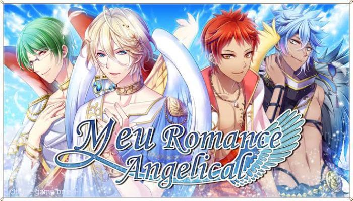 imagem do jogo Angelic Kisses – Romance Otome Game