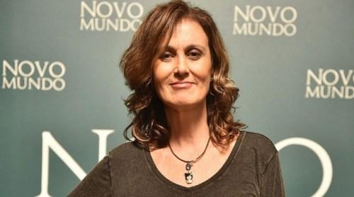 foto da atriz Márcia Cabrita