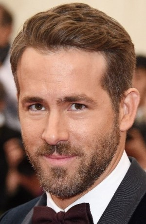 foto do ator Ryan Reynolds