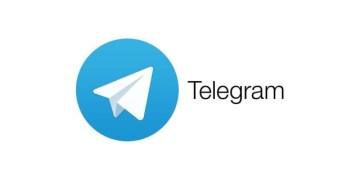 simbolo do aplicativo telegram