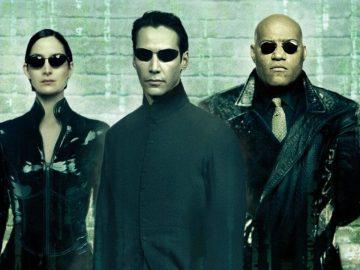 foto de uma das cenas do filme matrix