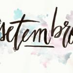 imagem escrito setembro