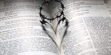 imagem que representa o amor de Jesus por nós
