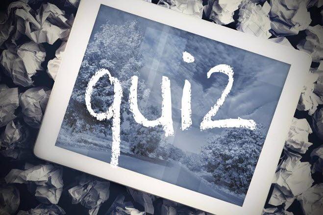 Hva er egentlig quiz