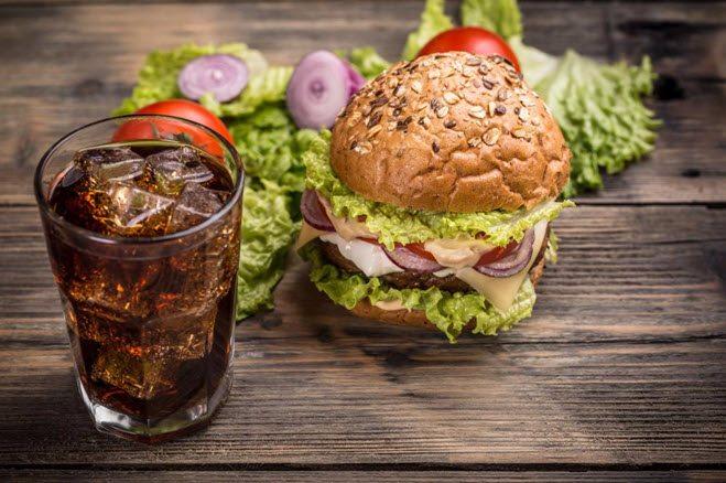 Mat og drikke spørsmål del 4