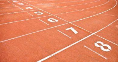 Sports quiz løpebane