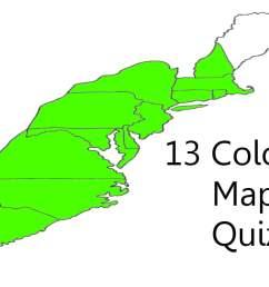 13 Colonies Quiz - Bilscreen [ 800 x 1300 Pixel ]