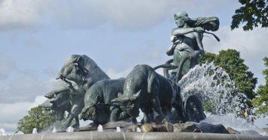 Spørsmål om norrøn mytologi Gjevjon