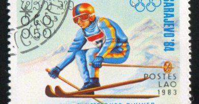Sport quiz 3 lett blanding slalom