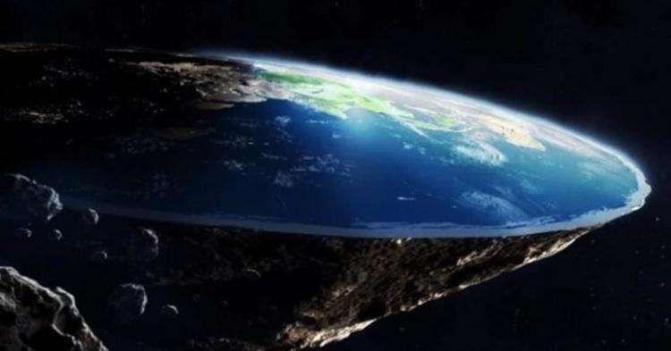 地平派學者全部倒戈!提3大鐵證「地球其實是甜甜圈形狀」NASA貼出照片:不太可能是圓的