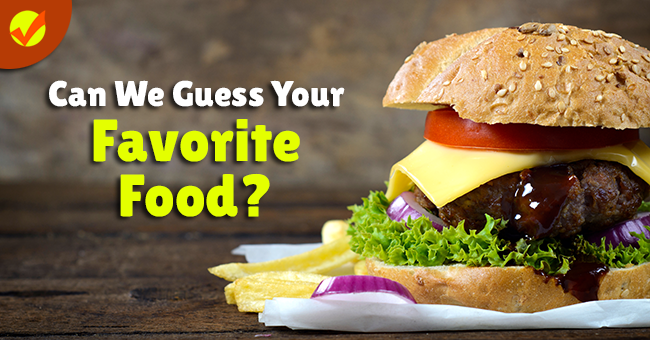 Can We Guess Your Favorite Food  Quiz Social