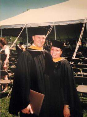 Graduation pic 1
