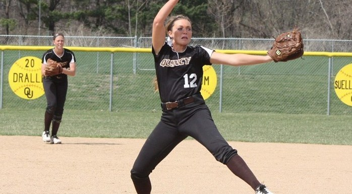 Lady Hawks Lose Doubleheader to University of Illinois Springfield