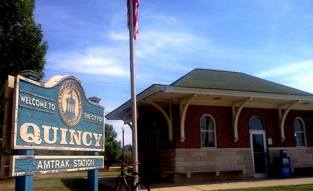 Will Amtrak Remain Available for Quincy Students?