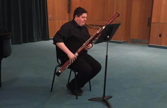 Schumacher's Hard Work Shows in Senior Recital