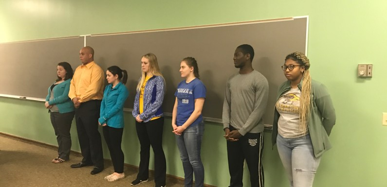 Newly Elected SGA Meets with Security and Ponders Next Moves