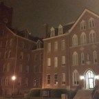 Legend of Haunted Buildings Stir Campus Curiosity