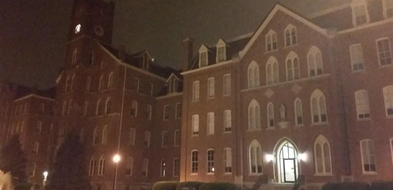 Legend of Haunted Buildings Stir Campus Curiosity