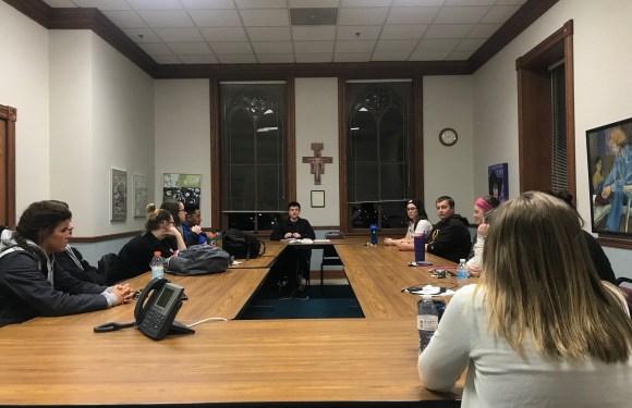 SGA Creates Insta Presence and Calls for More Student Involvement