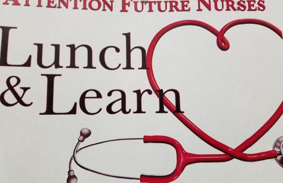 Future nurses explore career options at QU