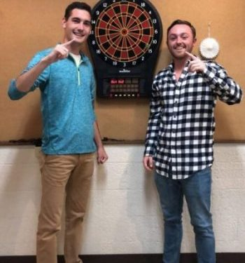 Aiming for the Bullseye, Intramural Darts Returns to Quincy University