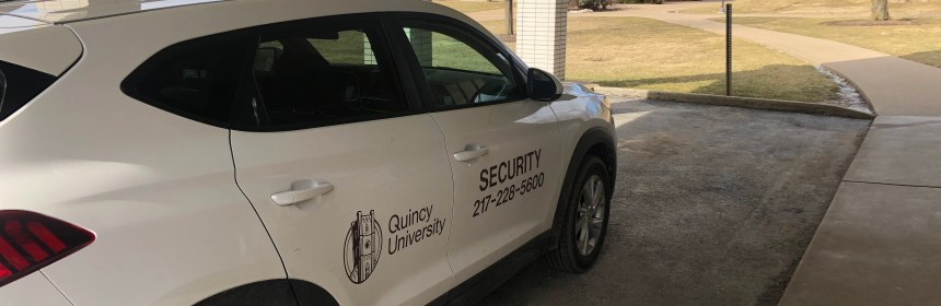 Picture of security car