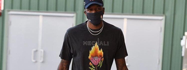 Torrey Craig Wears Mechali clothing