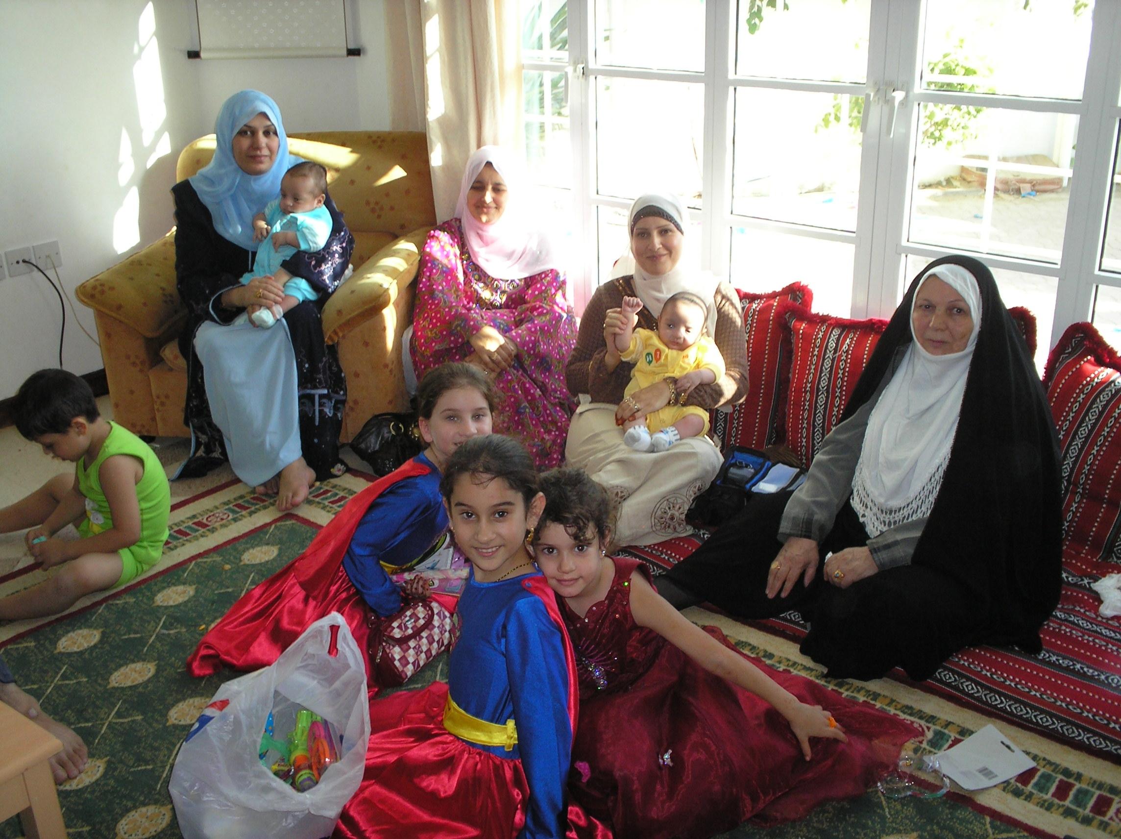 Eid people 3