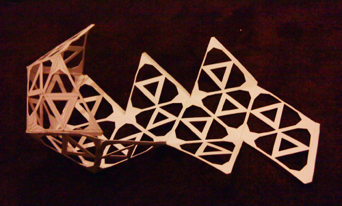 Assembling the Icosahedron