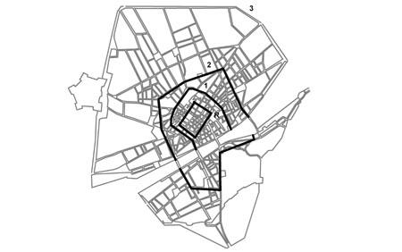 Florence ducal capital, 1530-1630