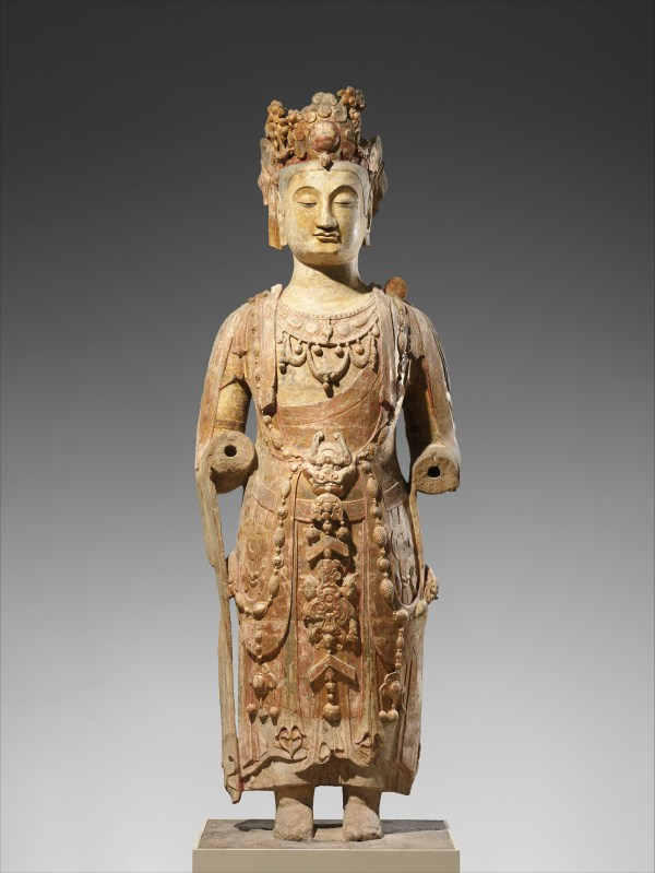 Early Chinese Buddhist Sculptures Animate Bodies And