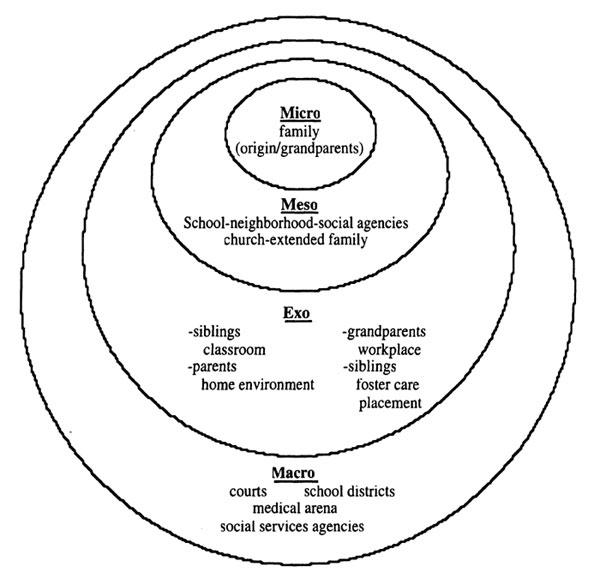 Bronfenbrenner Ecological Systems