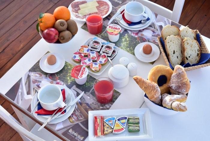 Colazione presso Quodlibet bed and breakfast Roma