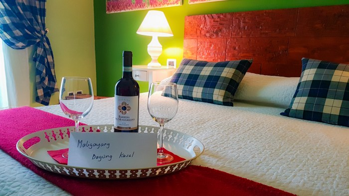 a special touch at Quodlibet bed and breakfast in Rome