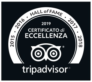 TripAdvisor Hall of fame QuodLibet bed and breakfast Rome