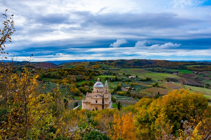 Montepulciano from Rome - QuodLibet bed and breakfast