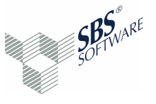 Logo SBS SOFTWARE