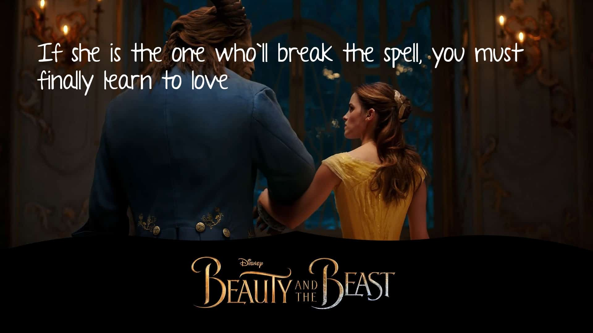 Beauty And The Beast Quotes — Thefreshquotes