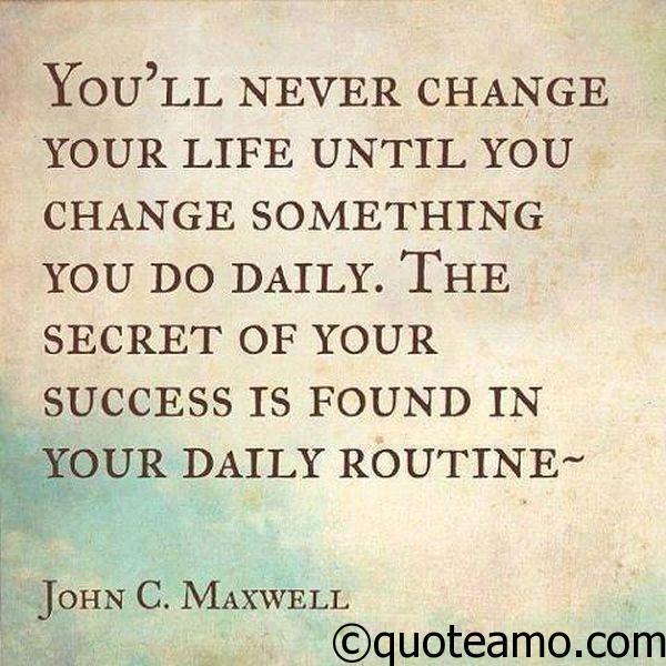 The Secret Of Your Success Quote Amo