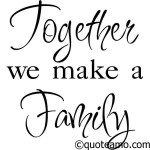 GIF Quotes and Saying Images about FAMILY