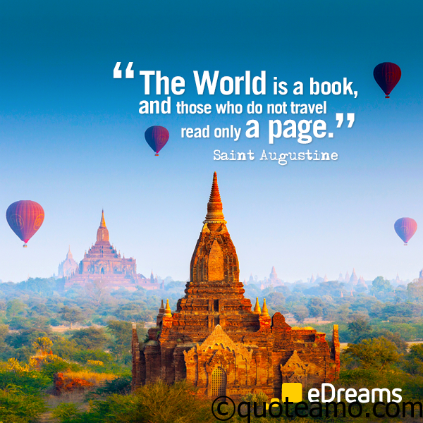 Travel Quotes and Sayings