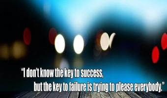 The key to failure
