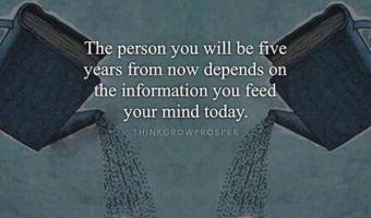 The person you will be five years from now